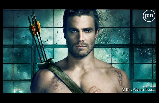 """Stephen Amell est le héros de """"Arrow"""", bientôt sur TF1"""