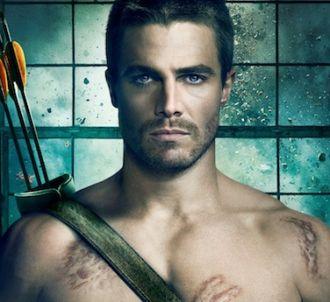 Stephen Amell est le héros de 'Arrow', bientôt sur TF1