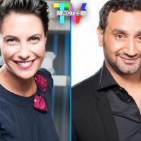 TV Notes 2013 : Alessandra Sublet et Cyril Hanouna, animateurs de l'année