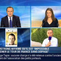 Zapping : Excédé, Bernard Hinault quitte un duplex avec BFM TV