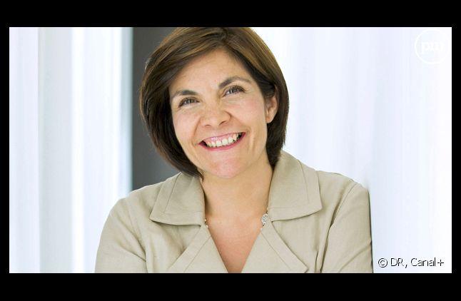 Céline Pigalle, directrice de la rédaction d'i>TELE.