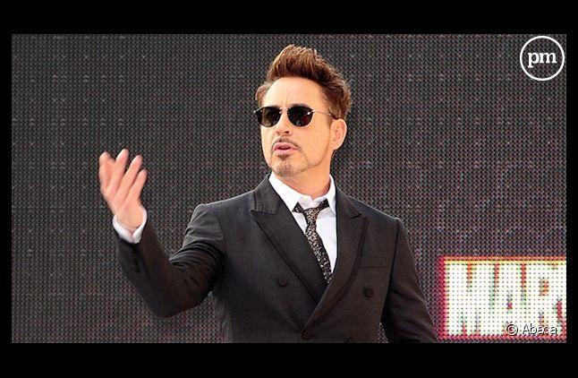Robert Downey Jr. est devenu l'acteur le mieux payé d'Hollywood