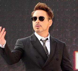 Robert Downey Jr. est devenu l'acteur le mieux payé...