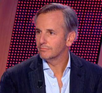 Bernard de la Villardière dans 'Le news show' sur Canal+