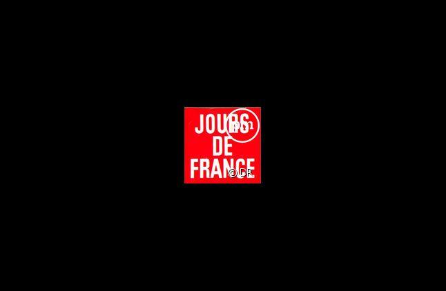 """Logo historique de """"Jours de France"""""""