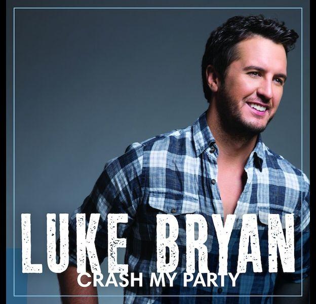 "1. Luke Bryan - ""Crash My Party"""