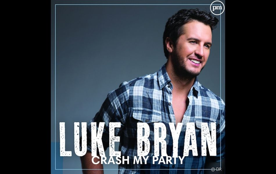 "1. Luke Bryan - ""Crash My Party"""