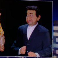 Cyril Hanouna a sa marionnette dans