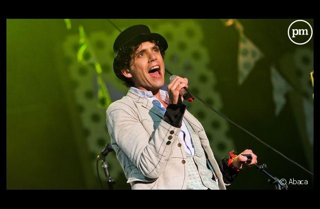 """Mika devient coach dans """"The Voice, la plus belle voix"""" sur TF1"""