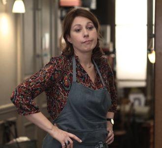 Valérie Benguigui dans 'Le Prénom'.