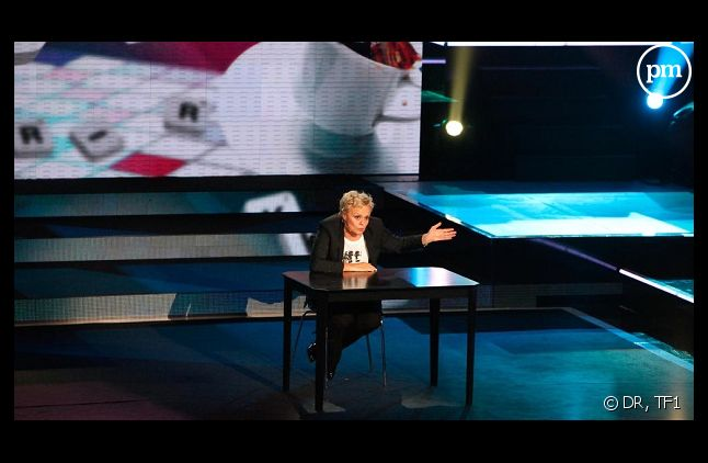 """Muriel Robin fait son show"", ce soir sur TF1"