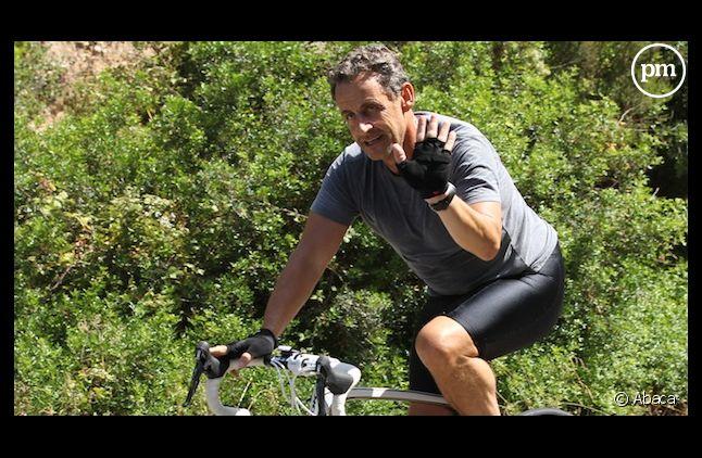 """Nicolas Sarkozy serait la cause de l'interruption d'un tournage de """"The X Factor"""""""