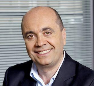 Hervé Béroud, le directeur de l'information de BFMTV.
