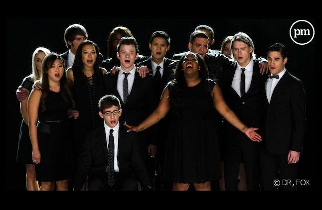 """Succès pour l'hommage de """"Glee"""" à Cory Monteith"""
