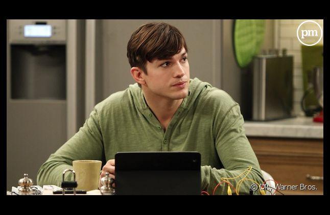 Ashton Kutcher est toujours l'acteur le mieux payé de la télévision américaine