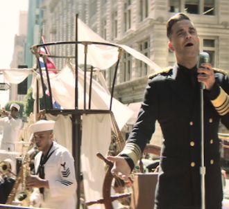 Robbie Williams dévoile le clip 'Go Gentle'
