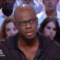 Lilian Thuram règle ses comptes avec Karine Le Marchand en direct sur Canal+