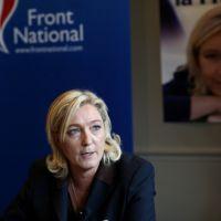 Marine Le Pen accuse les médias de