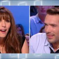 Doria Tillier règle ses comptes avec Nicolas Bedos en direct sur Canal+