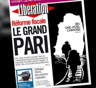 En septembre, les ventes de 'Libération' se sont...