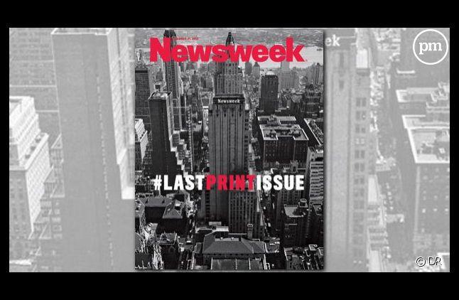 """En décembre 2012, """"Newsweek"""" faisait ses adieux au papier, pas pour longtemps..."""