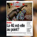 Libération rate la mort de Nelson Mandela.