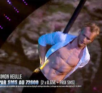 Le numéro de Simon Heulle, gagnant de 'La France a un...