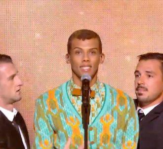 L'entrée remarquée de Stromae aux NRJ Music Awards 15e...