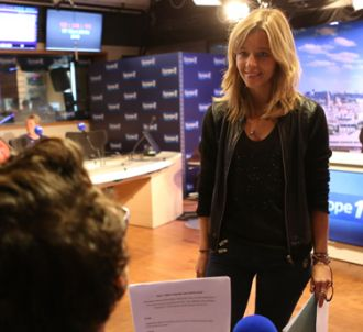 Wendy Bouchard, journaliste sur Europe 1 et M6.