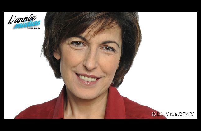 Ruth Elkrief, journaliste sur BFMTV.