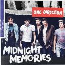 "2. One Direction - ""Midnight Memories"""