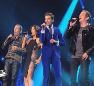Les coachs de 'The Voice, la plus belle voix' saison 3...