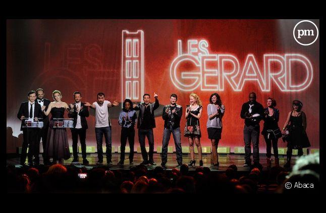 Le palmarès des Gérard de la Télévision 2013