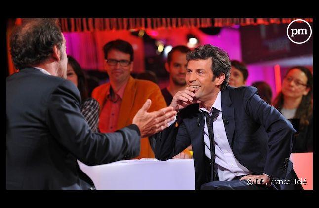 Frédéric Taddei décalé au jeudi soir sur France 2