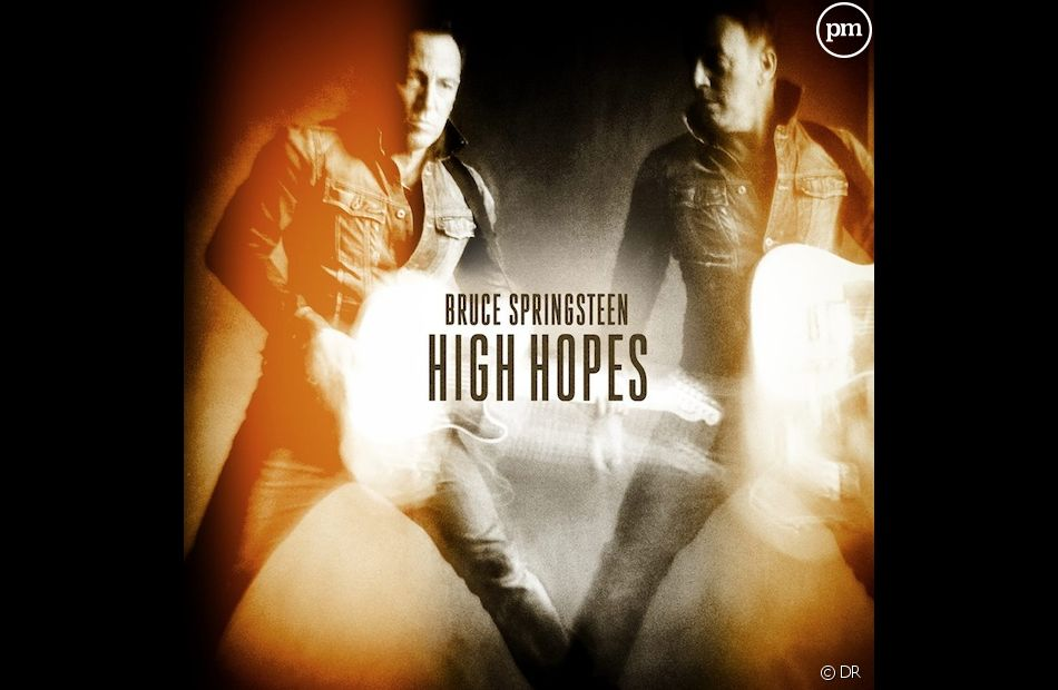 "1. Bruce Springsteen - ""High Hopes"""