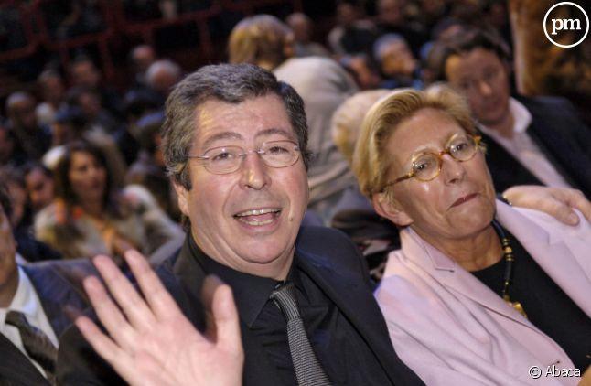 Patrick Balkany, maire de Levallois-Perret et sa femme, Isabelle, 1ère adjointe.