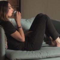 Julie Gayet, star du clip