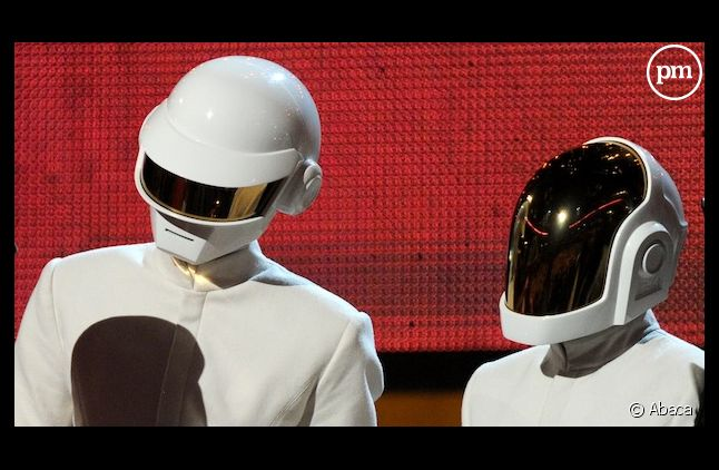 Daft Punk a été élu groupe international aux Brit Awards