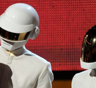 Daft Punk a été élu groupe international aux Brit Awards