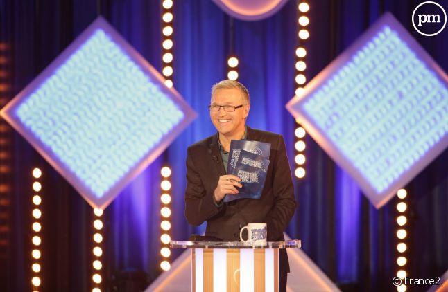 Laurent Ruquier revient ce soir, sur France 2.