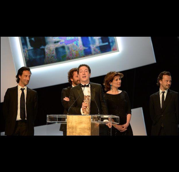"""""""Les Garçons et Guillaume, à table !"""" décroche le César du meilleur film"""