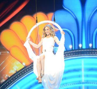 Cécile de France a dansé pour ouvrir la soirée