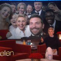 Selfie d'Ellen DeGeneres aux Oscars 2014 : Samsung offre 3 millions de dollars à des associations
