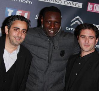 Omar Sy retrouve les réalisateurs d''Intouchables' dans...