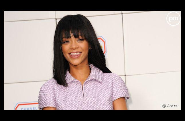 Rihanna est l'artiste la plus streamée sur Spotify