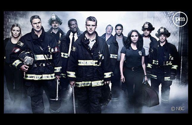 """""""Chicago Fire"""" renouvelée pour une saison 3"""