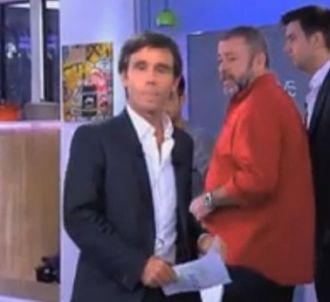 David Pujadas dans 'C à vous' ce soir sur France 5