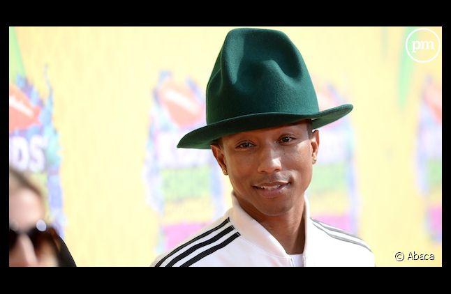 """Pharrell Williams devient coach de """"The Voice"""""""