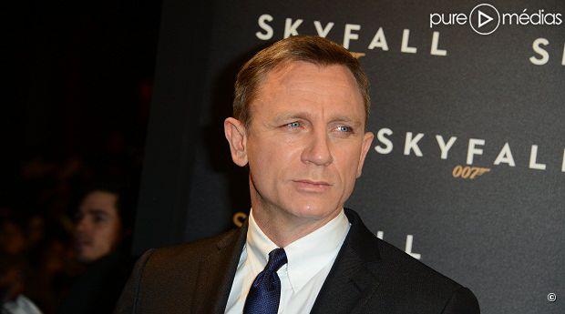 Daniel Craig reprendra du service dans le rôle de James Bond le 23 octobre 2015 au cinema