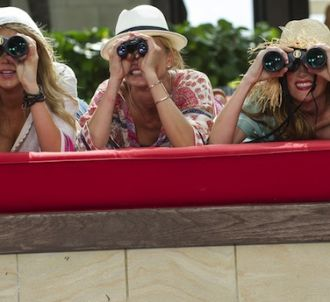 'Triple alliance' démarre en tête du box-office US